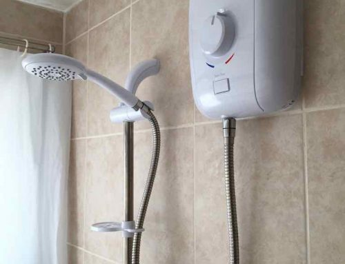 Electric Shower Installation in Maidstone