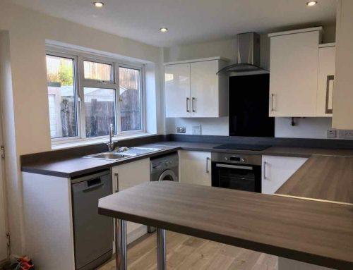 Kitchen Rewire in Maidstone Kent