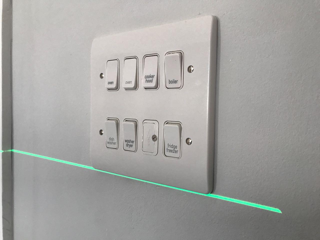 Laser Level Grid Switch