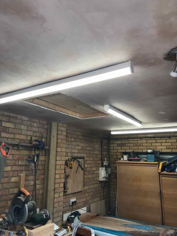 Enlite LED Battens