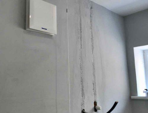 Electric Shower Installation Brandon