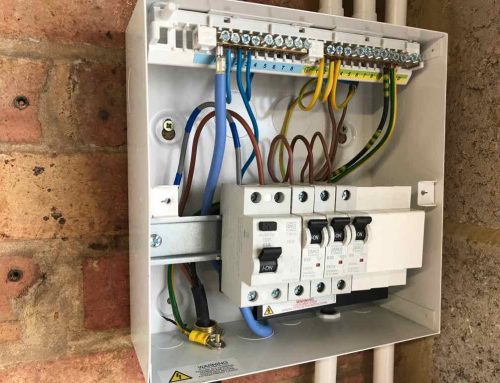 Consumer Unit Upgrade & Garage Rewire