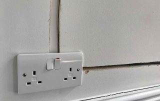 Socket additions - drywall