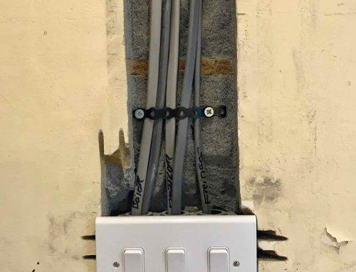 Kitchen Rewire in Tenterden Kent